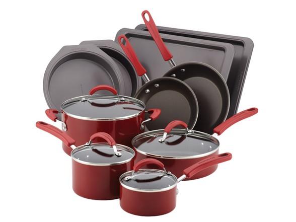 Kitchenaid Pot And Pan Set kitchenaid cookware set