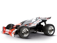 2.4 GHz Red Jumper R/C Car