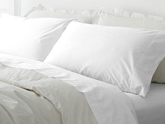 MicroFiber Sheet Set - White - 4 Sizes