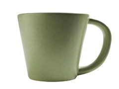 K by Keaton 12oz Solid Mug Grass Set of 6