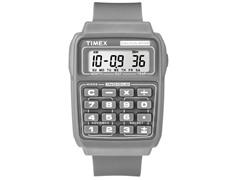 Unisex Calculator Watch