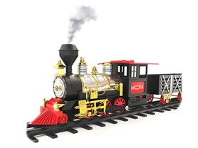 MOTA Classic Train Set w/ Smoke & Sounds