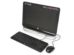 "HP 20"" Dual-Core All-in-One Desktop PC"