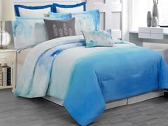 Skye Hotel 8Pc Comforter Set-2 Sizes