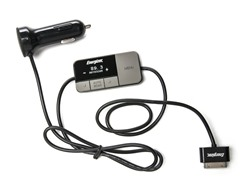 FM Transmitter & Charger for 30-pin iPod/iPhone