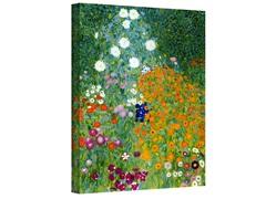 Gustav Klimt - Farm Garden