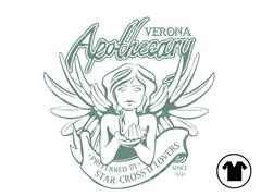 Verona Apothecary V-Neck