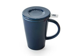 My Friendly Mug - 11oz with Strainer & Lid – Purple