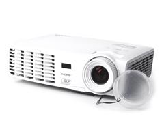 2600 Lumens SVGA 3D Projector