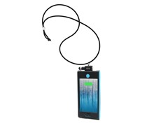 iPhone 5s Case with Lanyard Necklace & Stylus
