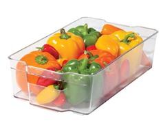 Oggi Refrigerator Stackable Storage  - 14.75 x8.5x3