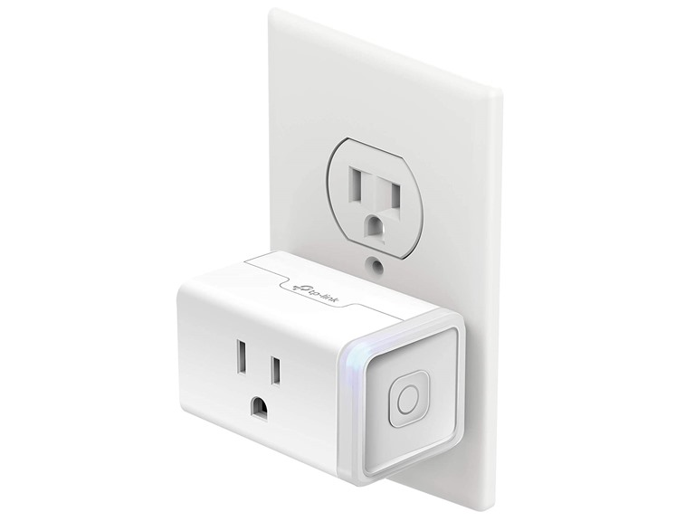 Kasa Smart Plug Mini with Energy Monitoring