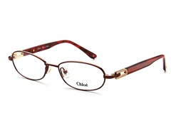 Chloe CL1191.C04.51-16 Optical Frames - Red