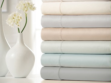 600TC 100% Cotton Sheets