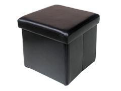 Urban Folding Storage Cube Chocolate