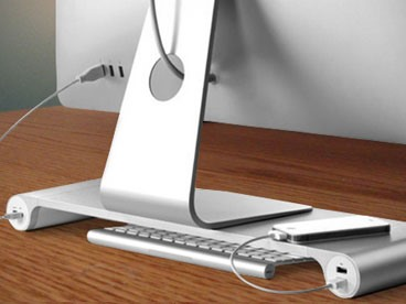 Quirky Spacebar POP Monitor Stand