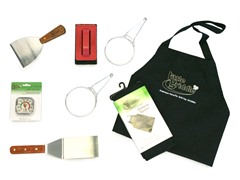 Little Griddle Special Grilling Kit