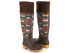 MUK LUKS® Southwest Rainboot