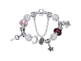 Joyful Peace Essence Pandora Inspired Bracelet