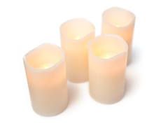 Westinghouse 4-Pc LED Candle Set