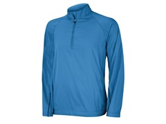 Climaproof Wind Half Zip Jacket - Aquatic