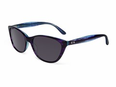 Who Knows Sunglasses, Purple/Blue