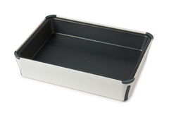 Prep-Co 9x11 Pan with Lid - Grey