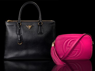 Assorted Luxury Designer Handbags