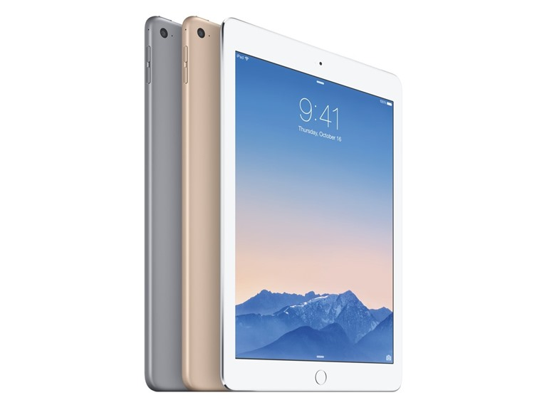 Apple iPad Air 2 w/Case - Your Choice
