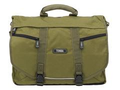 Large Messenger Bag - Olive