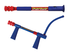 Marshmallow Straight Shooter and Blower