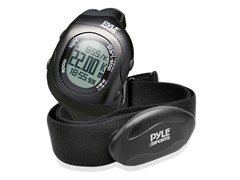 Bluetooth Fitness Heart Rate Watch - Black