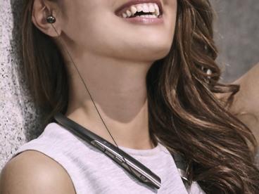 LG TONE PLATINUM Stereo Headset