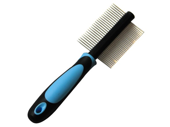 Double Sided Pin Comb - 2 Colors HG54059A