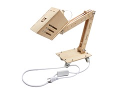 DIY Classic Table Lamp