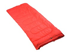 Ledge Sports 30° Sleeping Bag, Red