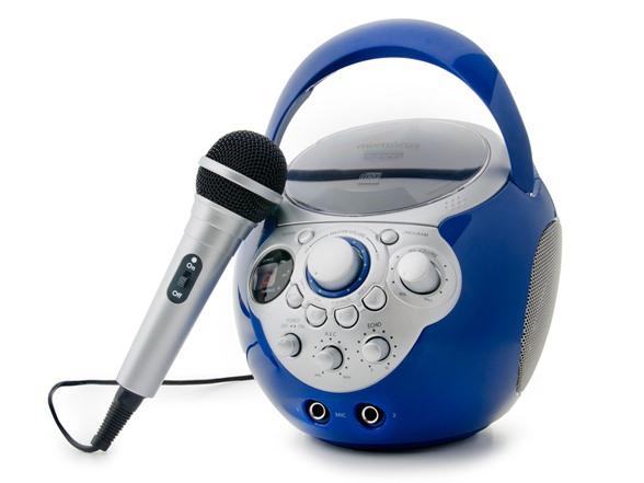 karaoke machine drive