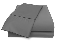 Veratex Legacy 800TC Sheet Set-Pewter-4 Sizes