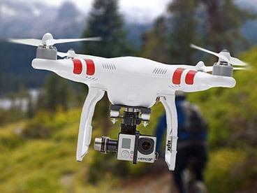 DJI Phantom 3 & 4 Quadcopters