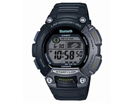Casio Bluetooth Fitness Smartwatch
