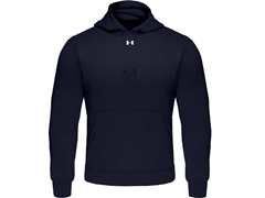 Armour Fleece Team Hoodie - Navy