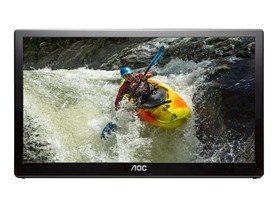 AOC E1659FWUX Pro Portable LED Monitor