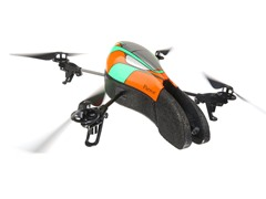 Parrot AR.Drone 1.0 - Orange/Green