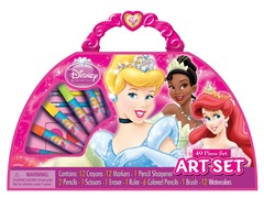 Disney Princess Purse Art Set