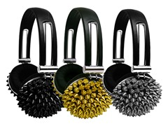 Spiked Headphones with Mic