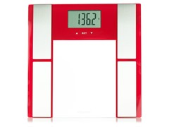 Vitagoods Digital Body Analyzer Scale-Red