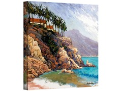 Cabo San Lucas Coast by Rick Kersten (3 Sizes)
