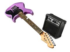 Rockmaster Electric Guitar & Amp Bundle