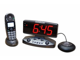 Sonic Alert Wake Up Call Alarm Clock