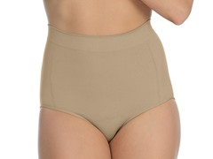 High Waisted Underwear, Nude